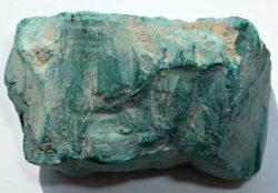 Malachite semi-precious stone