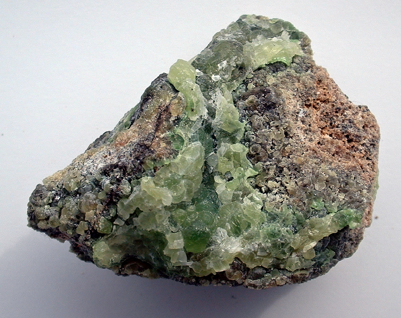 Smithsonite 79er Mine, Hayden, Arizona, USA