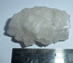 halite crystal Ukraine