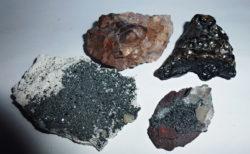 hematite specimens