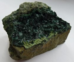 Atacamite La Farola Mine, Copiapo District, ChileLa Farola Mine, Copiapo District, Chile